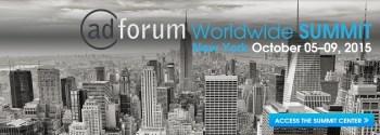 Adforum WorldWide Summit NYC