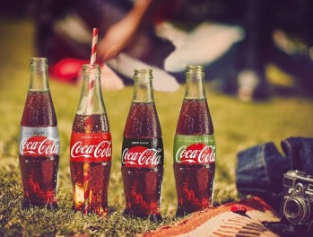 New Coca-Cola packaging