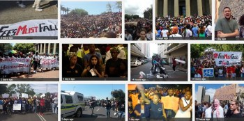 Google Image search results: #FeesMustFall