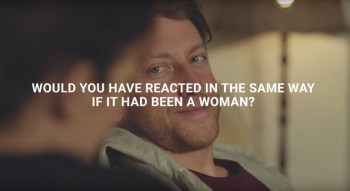 Indesit: Would you have reacted in the same way if it had been a woman?