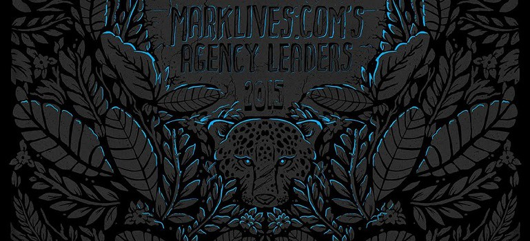 MarkLives Agency Leaders' Most-Admired Poll 2015 slider