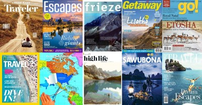 MarkLives MagLoveTop10 Best travel magazine covers of 2016