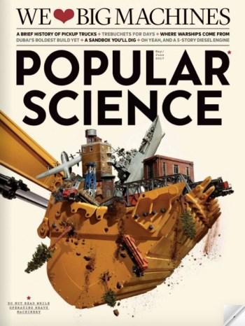 Popular Science, May-June 2017