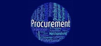 Procurement word means procures attainment and procurements by Stuart Miles courtesy of FreeDigitalPhotos