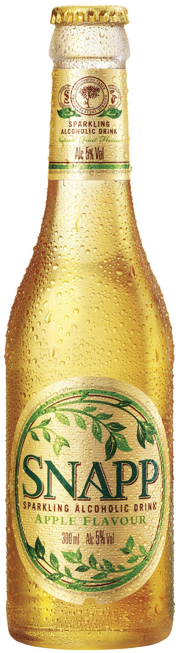 Snapp Nigeria bottle