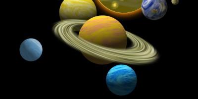 Solar System Planets Sun by vectorolie courtesy of FreeDigitalPhotos.net (2)
