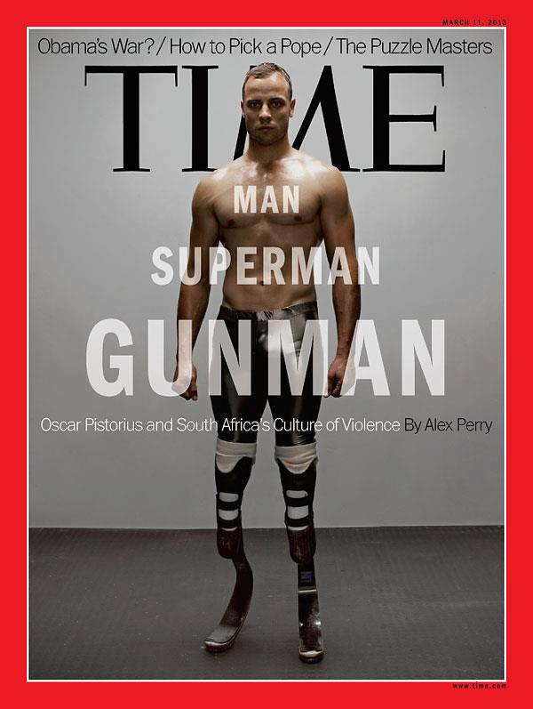 TIME, 11 March 2013