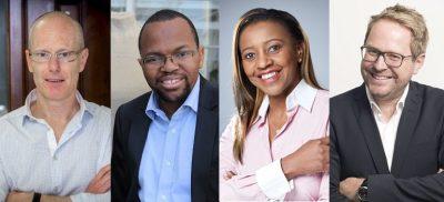 The Big Q: David Wingfield, Zibusiso Mkhwanazi, Monalisa Sibongile Zwambila and Jacques Burger