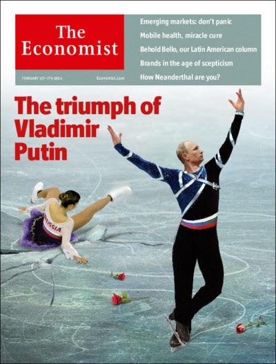 The Economist, 1 February 2014