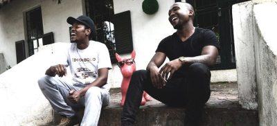 Thokozani Mashingo and Sifiso Nkabinde