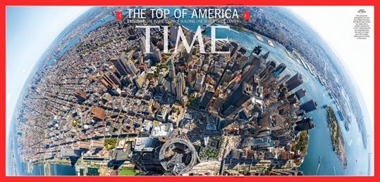 Time, 17 March 2014: 360 degrees