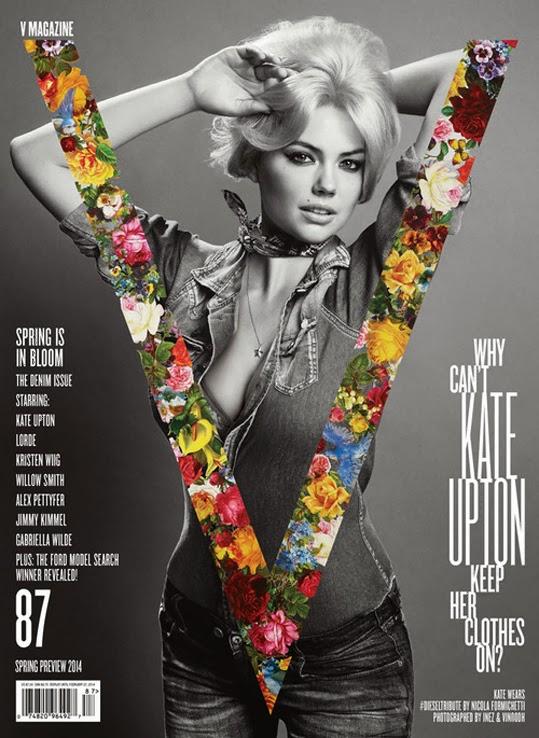 V Magazine, Spring Preview 2014