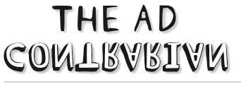 The Ad Contrarian logo