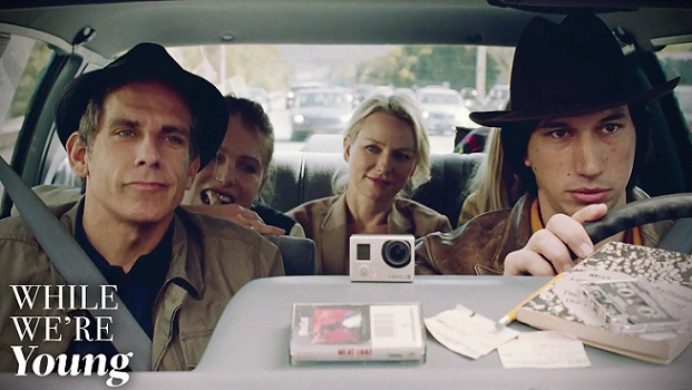 While we're young movie review