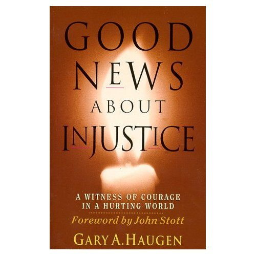 good news about injustice chapter 1 New modes of realization are needed, corresponding to the new  always  contradicted by the evident misery and injustice of the great public.