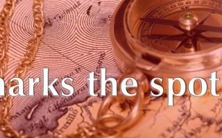 Q marks the spot – Treasure Map 35 (August 2011)