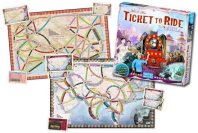 Ticket to Ride Asia - Game