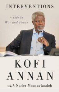 Kofi Annan -Interventions