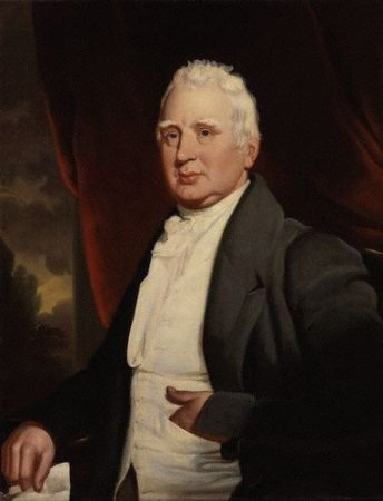 NPG 1549,William Cobbett,possibly by George Cooke