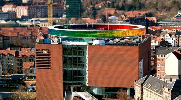 Your rainbow panorama - Olafur Eliasson
