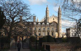 A Cambridge wander