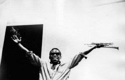 Miles Davis at Columbia Records 1957 - Aram Avakian