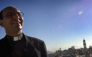 Faith under fire in Bethlehem: Mitri Raheb's FAITH IN THE FACE OF EMPIRE