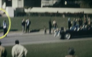 Beware the conspiracy theorist's 'fact': THE UMBRELLA MAN