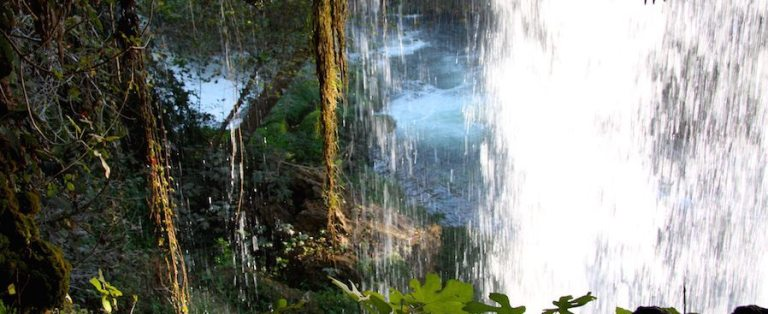Selfies and Silhouettes: at Düden Falls in Antalya