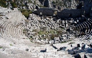 Abandoned and Unexcavated: the charms of Termessos