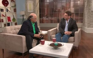 Broadcast of my Wilderness of Mirrors interview on 100 Huntley St