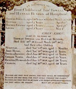 Fowell Buxton graves.jpg