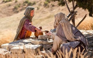 The woman at the well: 5-times married… but with what significance?