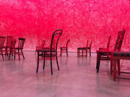 Chiharu Shiota: The Distance