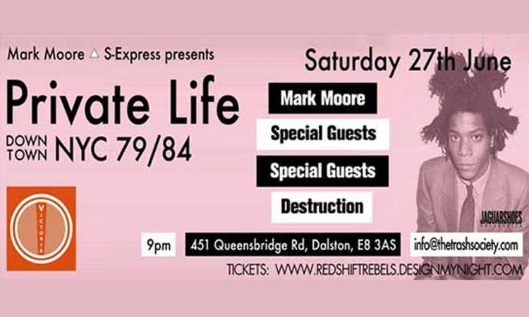 Private Life Party June 2015