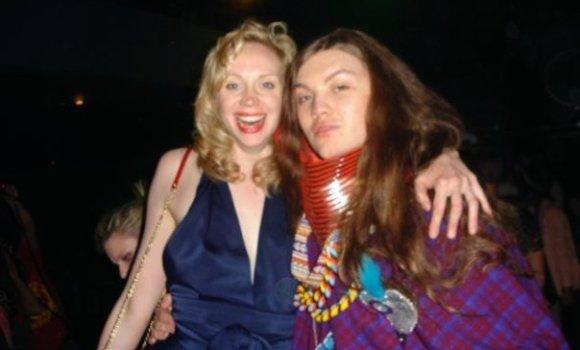 Gwendoline Christie + Daniel Lismore