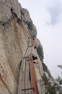 Mt Hua Mark My Adventure