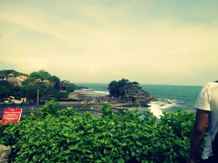 Tanah Lot Mark My Adventure
