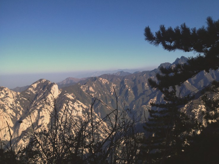 Mount Hua My Adventure