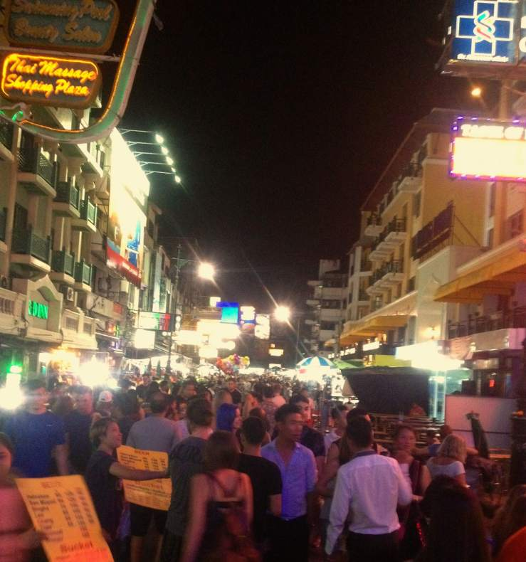 Khao San Road My Adventure