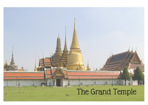 The Grand Palace Mark My Adventure