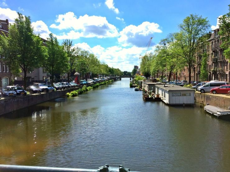 Canal Mark My Adventure