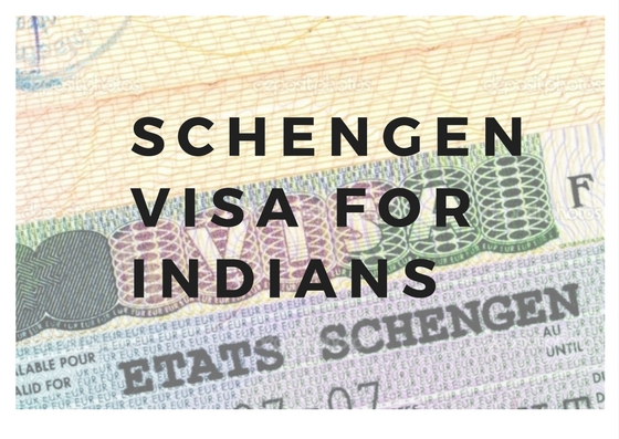 Schengen Visa For Indians