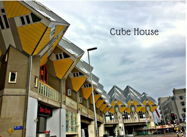 Cube House Rotterdam Mark My Adventure