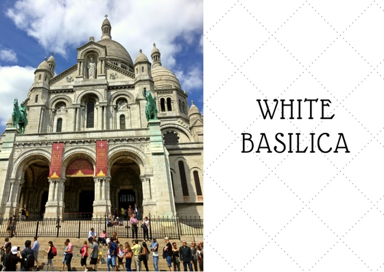 White Basilica Mark My Adventure