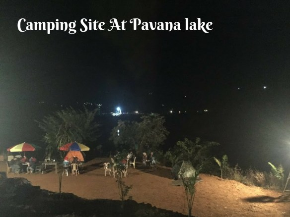 Pavana Lake Mark My Adventure