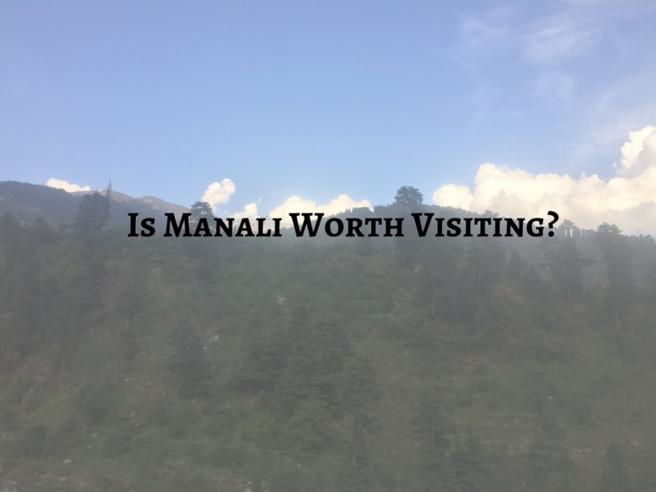 Manali Mark My Adventure