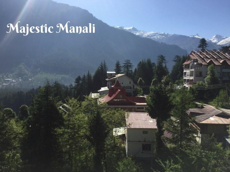 Majestic Manali Mark My Adventure