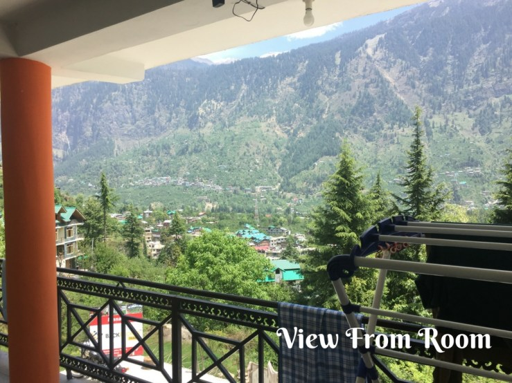 Room View Manali