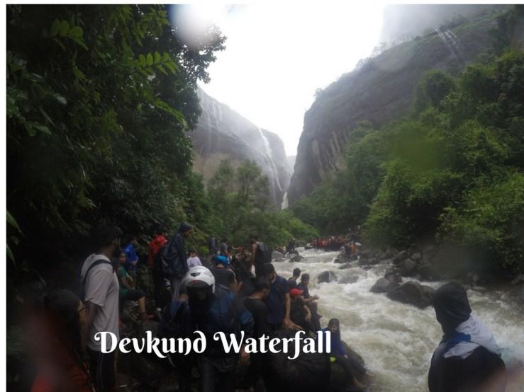 Devkund Waterfall Mark My Adventure